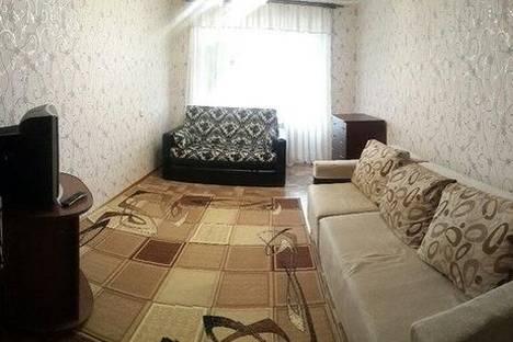 Сдается 2-комнатная квартира посуточнов Чайковском, ул. Строительная 6.