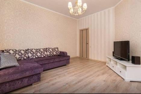 Сдается 2-комнатная квартира посуточнов Казани, ул. Габдуллы Кариева, 10.