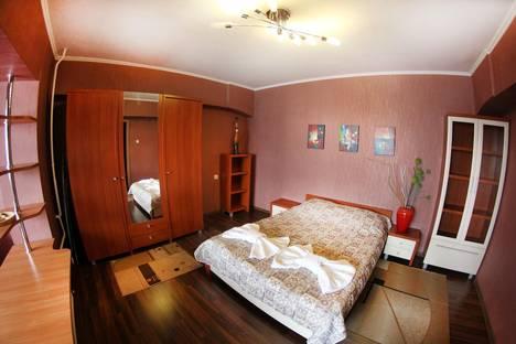 Сдается 2-комнатная квартира посуточнов Алматы, Алматинская область,проспект Достык 36.
