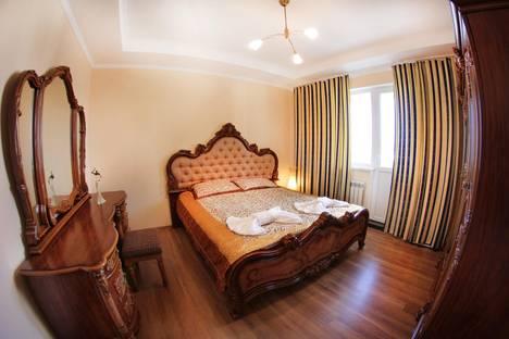 Сдается 2-комнатная квартира посуточнов Алматы, ул. Каблукова, 149.