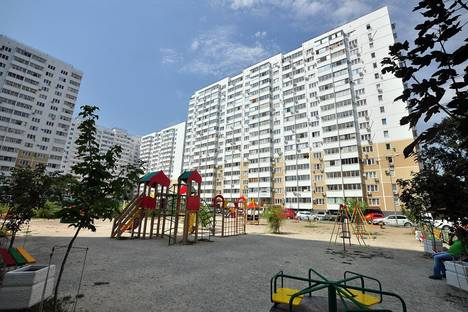 Сдается 1-комнатная квартира посуточнов Крымске, шоссе Анапское, 41и.