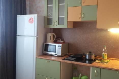 Сдается 2-комнатная квартира посуточно в Люберцах, ул. Черемухина, дом 24/10.