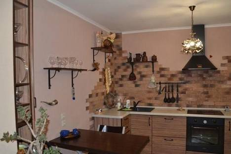 Сдается 1-комнатная квартира посуточно в Краснодаре, проспект Чекистов, 24/1.
