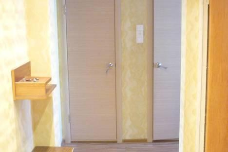 Сдается 2-комнатная квартира посуточно в Петрозаводске, ул. Балтийская, 11Б.