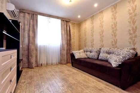 Сдается 2-комнатная квартира посуточнов Яблоновском, ул. им Филатова, 19.