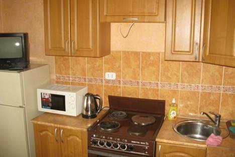 Сдается 2-комнатная квартира посуточно в Рубцовске, ул. Федоренко, 1.