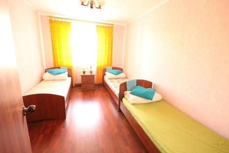 Сдается 3-комнатная квартира посуточнов Уфе, Кавказкая 6/8.