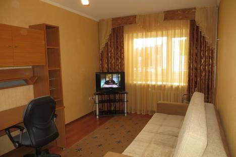 Сдается 1-комнатная квартира посуточнов Тюмени, ул. Котельщиков, 2.