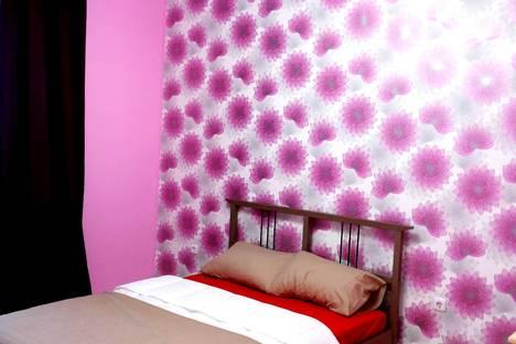 Сдается 2-комнатная квартира посуточнов Казани, проспект Ямашева, 103.