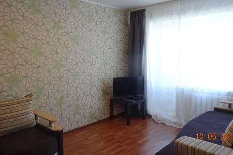 Сдается 1-комнатная квартира посуточнов Уфе, ул. Лесотехникума, 32.