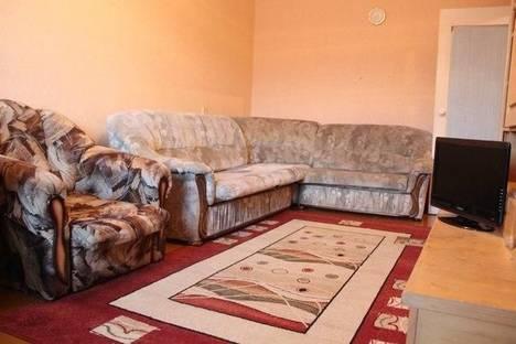 Сдается 1-комнатная квартира посуточнов Тюмени, ул. 50 лет Октября, 36.