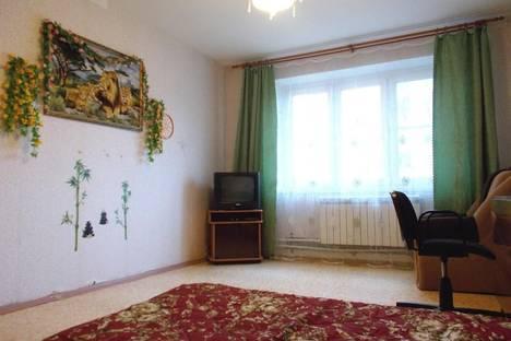 Сдается 2-комнатная квартира посуточно в Иванове, московский микрорайон 16.