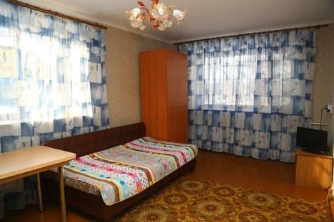 Сдается 1-комнатная квартира посуточнов Тюмени, Ленина 77.
