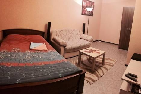 Сдается 1-комнатная квартира посуточнов Ижевске, ул. Татьяны Барамзиной, 7А.