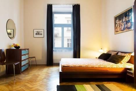 Сдается 3-комнатная квартира посуточнов Львове, ул. Хотинська, 3.