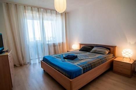 Сдается 2-комнатная квартира посуточно в Сыктывкаре, ул. Советская, 56.