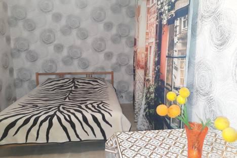 Сдается 1-комнатная квартира посуточно в Нижнем Новгороде, ул. Народная, 56.