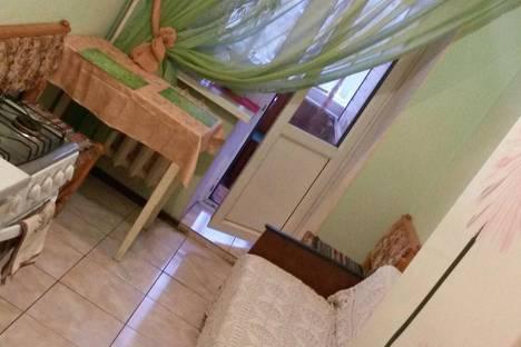 Сдается 1-комнатная квартира посуточнов Сергиевом Посаде, ул. Рыбная 1-я, 80.