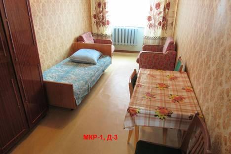 Сдается 2-комнатная квартира посуточнов Усть-Катаве, 1-й микрорайон, 3.