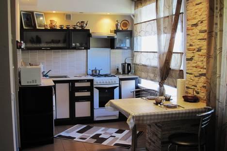 Сдается 2-комнатная квартира посуточно в Астане, Бейбитшилик, 27.