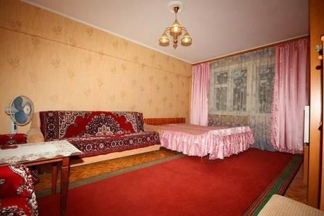 Сдается 1-комнатная квартира посуточно в Алматы, Щербакова 20А.