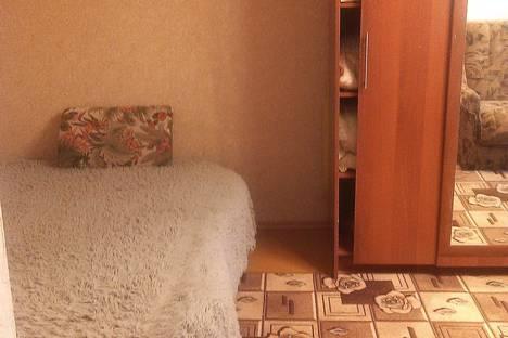 Сдается 1-комнатная квартира посуточно в Воркуте, ул. Ломоносова, 9.