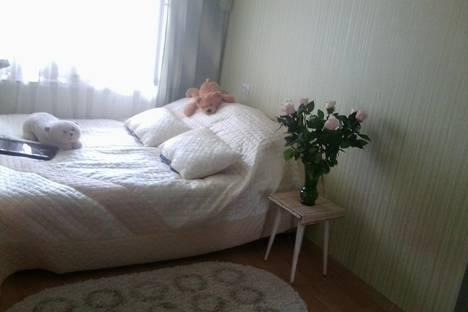 Сдается 1-комнатная квартира посуточнов Наро-Фоминске, мира, 6.