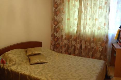 Сдается 2-комнатная квартира посуточнов Норильске, металлургов 3.