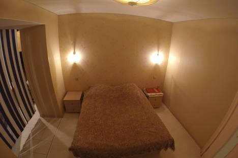 Сдается 2-комнатная квартира посуточно в Уфе, проспект Октября, 7/1.
