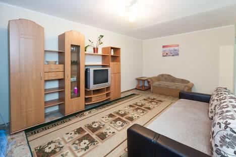 Сдается 1-комнатная квартира посуточно в Новосибирске, ул. Титова, 1.