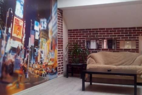 Сдается 2-комнатная квартира посуточно в Вологде, ул. Гагарина,  2а к.1..