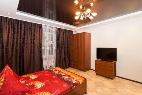 Сдается 1-комнатная квартира посуточно в Новосибирске, микрорайон горский 72.