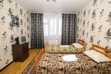 Сдается 2-комнатная квартира посуточно в Химках, Молодежная, 68.