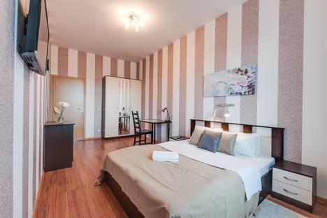 Сдается 1-комнатная квартира посуточнов Санкт-Петербурге, Пр-кт Дунайский7 корп.3.