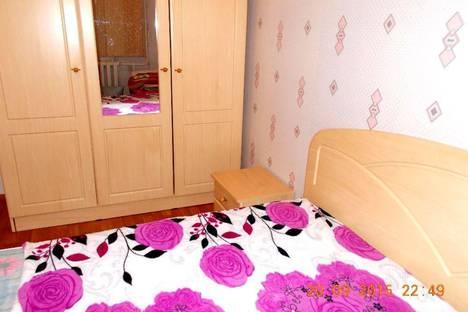 Сдается 2-комнатная квартира посуточно в Ульяновске, Скочилова,5.