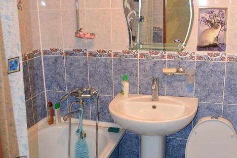 Сдается 1-комнатная квартира посуточно в Сызрани, гагарина 67.