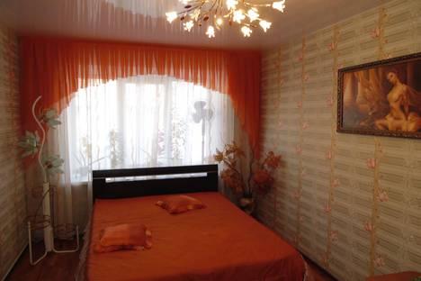 Сдается 2-комнатная квартира посуточно в Ярославле, ул. Красноборская, 9а.