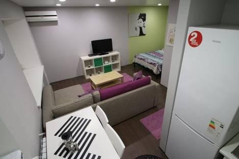 Сдается 1-комнатная квартира посуточнов Уфе, Революционная 60.