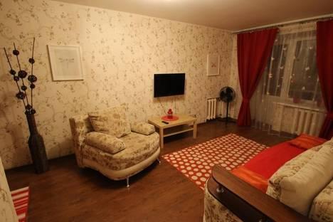 Сдается 1-комнатная квартира посуточнов Уфе, ул. Карла Маркса, 65.
