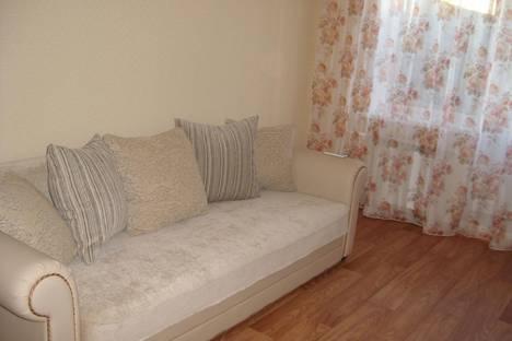 Сдается 1-комнатная квартира посуточно в Альметьевске, ул. Шевченко д.138.