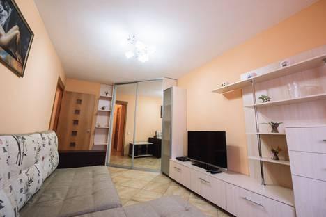 Сдается 1-комнатная квартира посуточно в Смоленске, ул. Кирова, 55.