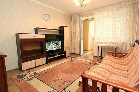 Сдается 2-комнатная квартира посуточно в Алматы, Гоголя 15.