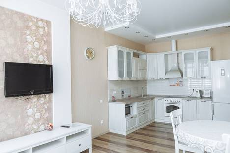 Сдается 2-комнатная квартира посуточно в Иркутске, ул. Карла Либкнехта, 114.