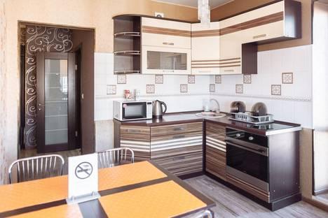 Сдается 1-комнатная квартира посуточно в Иркутске, ул. Советская, 27.