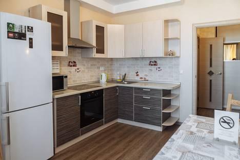 Сдается 1-комнатная квартира посуточно в Иркутске, ул. Советская, 35.