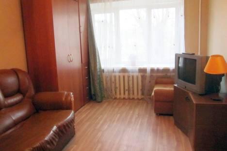 Сдается 1-комнатная квартира посуточно в Уфе, Проспект ОКтября 68.
