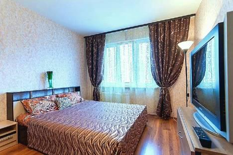 Сдается 1-комнатная квартира посуточно в Санкт-Петербурге, ул.Коллонтай, д.5/1.