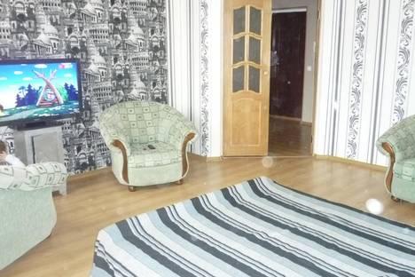 Сдается 1-комнатная квартира посуточно в Старом Осколе, Микрорайон Буденного 16.