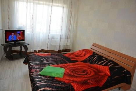 Сдается 1-комнатная квартира посуточно в Абакане, ул. Чертыгашева, 106.
