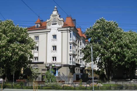 Сдается 2-комнатная квартира посуточно в Калининграде, Ленинский проспект 8.